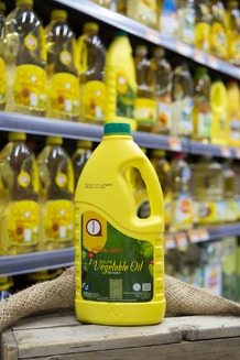 alef Vegetable Oil